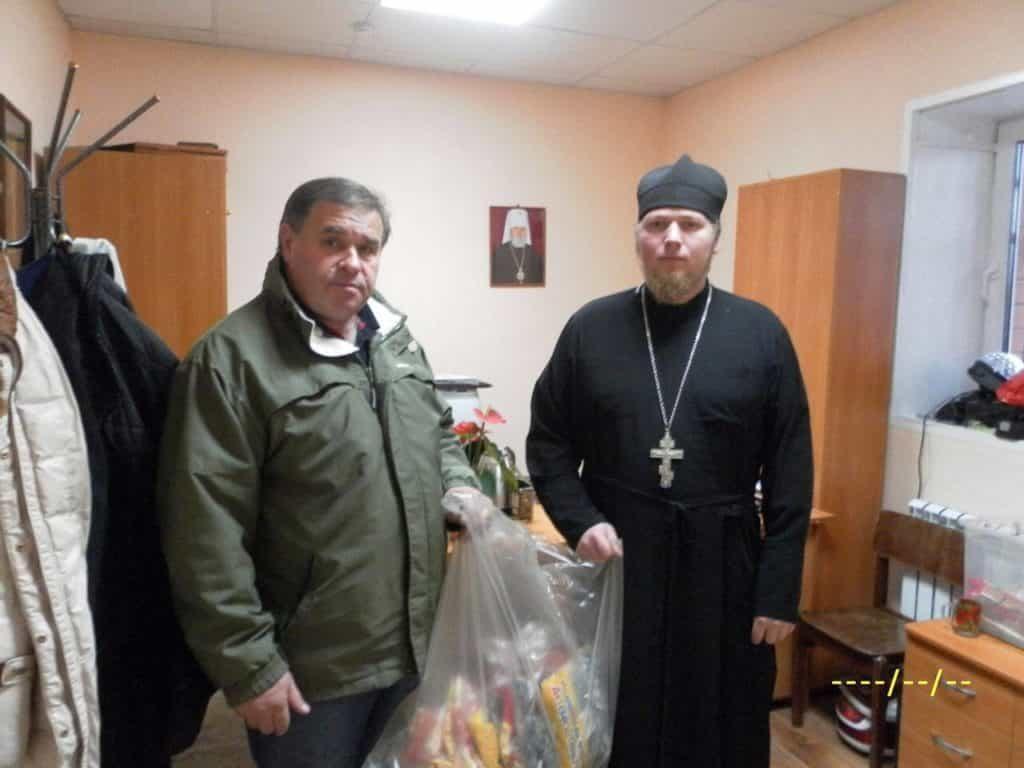 Поездка в Свято-Лазаревский монастырь