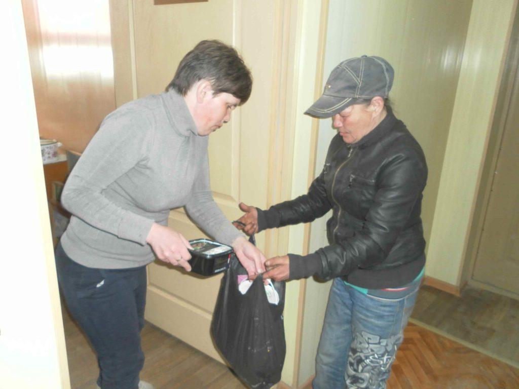 Проект Рука помощи 05.05.18