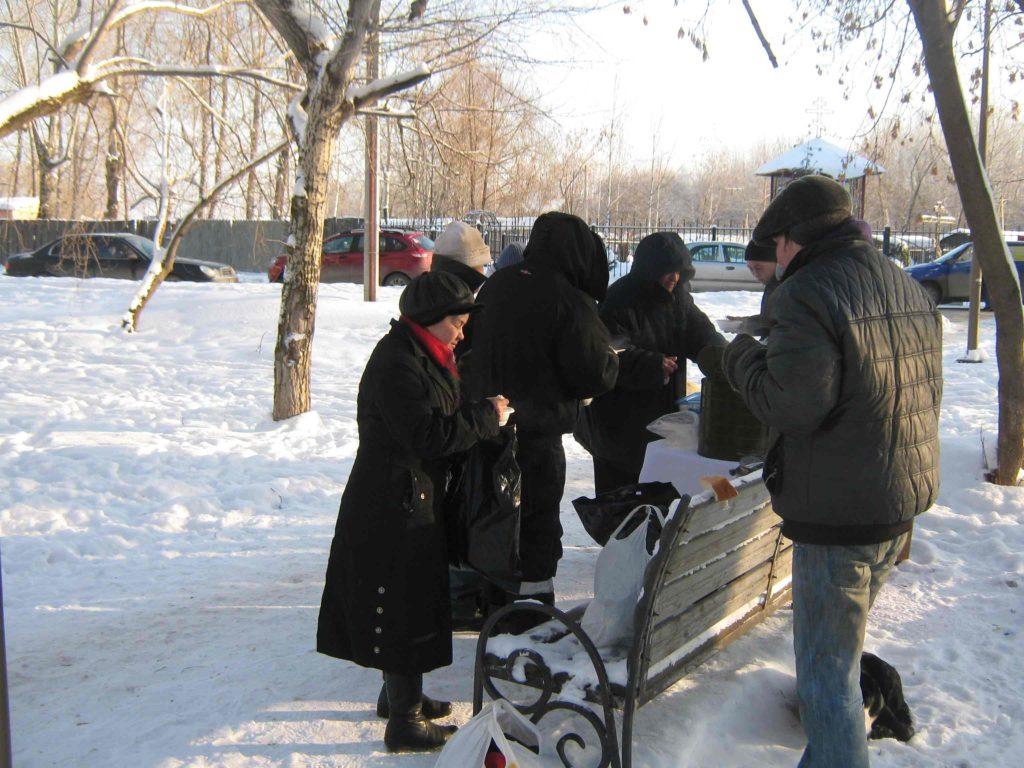 """Проект """"Рука помощи"""" 20.01.2018 г."""