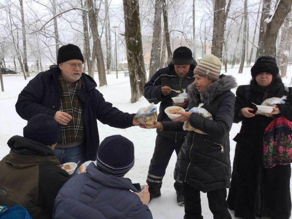 Проект Рука помощи 30.12.2017 г.